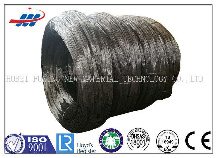 Flat High Carbon Steel Wire Black Annealed Steel Wire 0.65-4.0mm Gauge