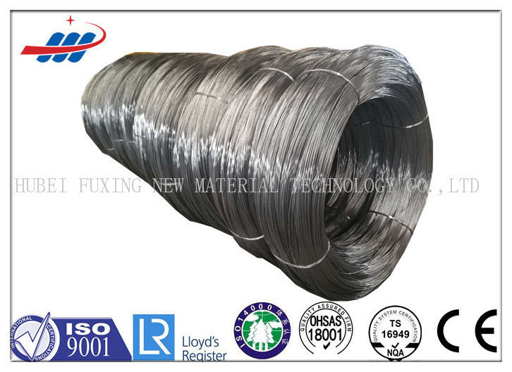 Indoor Decoration High Carbon Wire Rod , Annealed Hard Steel Wire 0.60 - 4.00mm Dia